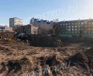 ЖК «Петровский парк»: ход строительства