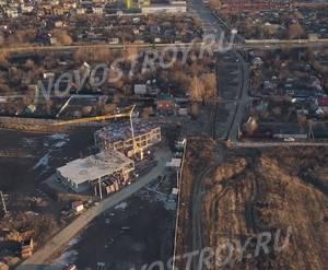 МЖК «Подлипки-Город»: скриншот с видеообзора