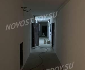 ЖК «Ново-Антропшино»: ход строительства дома №19 из группы застройщика