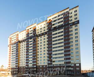 ЖК «Авентин»: ход строительства корпуса №2