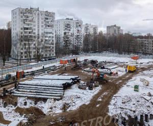 ЖК «Академика Павлова»: ход строительства корпуса №34