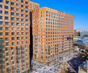 ЖК «Аннино Парк»: ход строительства строение №4