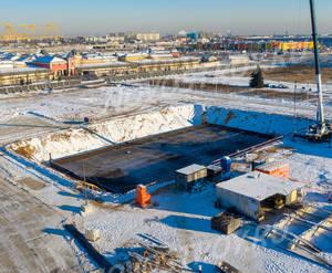 ЖК «Белая Дача парк»: ход строительства корпуса №6