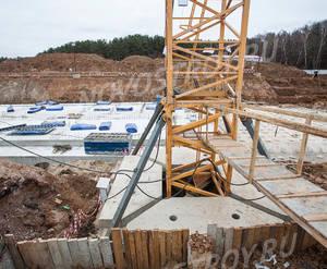 ЖК «Мякинино парк»: ход строительства строения №1.2