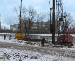 ЖК «Сиреневый парк»: ход строительства корпуса №1А