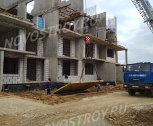 МЖК «Сказка»: ход строительства корпуса №41