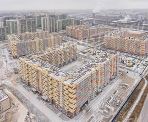 ЖК «Мурино 2019»:  ход строительства