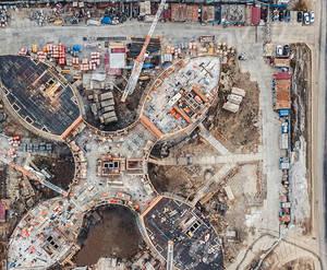 ЖК «Архитектор»: ход строительства
