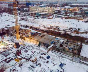 ЖК «Полярная 25»: ход строительства корпуса №1.3