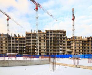 ЖК «Полис на Комендантском»: ход строительства (корпус 3, ноябрь 2018)