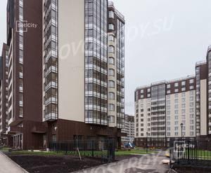 ЖК «Солнечный город»: ход строительства корпуса №5