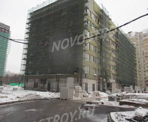 ЖК «Silver»: ход строительства корпуса №4