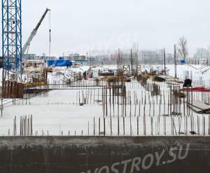 ЖК «4YOU»: ход строительства (4 очередь, декабрь 2018)