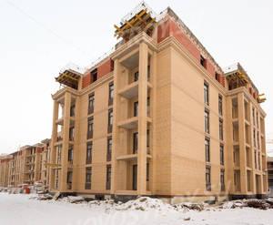ЖК «СолнцеPark»: ход строительства (2 корпус, декабрь 2018)