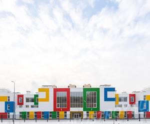 ЖК «Мурино 2019»: ход строительства детского сада