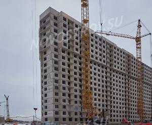 ЖК «Шуваловский»: ход строительства корпуса №18