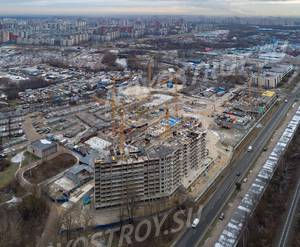 ЖК «Охта Хаус»: ход строительства
