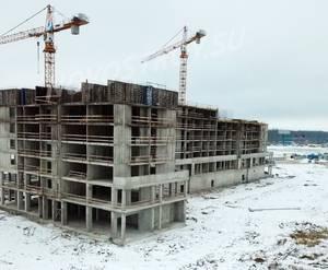 ЖК «Геометрия» (Кудрово): ход строительства