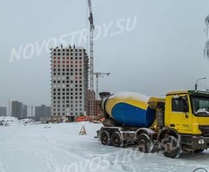 ЖК «Дальневосточный 15»: ход строительства корпуса №3А