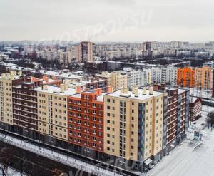 ЖК «Астрид»: ход строительства