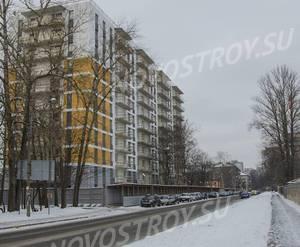 ЖК «Tarmo»: ход строительства 1 очереди