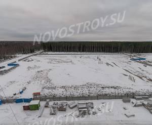 ЖК «Северный вальс»: ход строительства корпуса №4