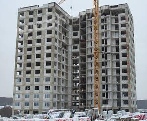 ЖК «Южное Бунино»: ход строительства корпуса №1