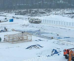 ЖК «Южное Бунино»: ход строительства корпуса №9