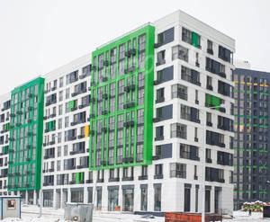 ЖК «Северный»: ход строительства корпуса №9