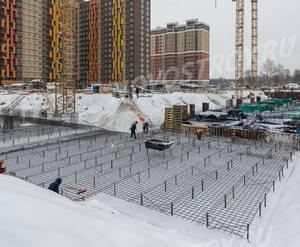 ЖК «Томилино 2018»: ход строительства корпуса №8