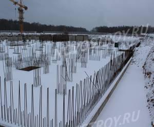 ЖК «Скандинавия»: ход строительства дома №16.1
