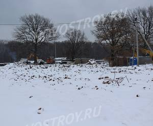 ЖК «Скандинавия»: ход строительства дома №19.3