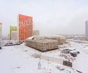 ЖК «Бунинские луга»: ход строительства детского сада