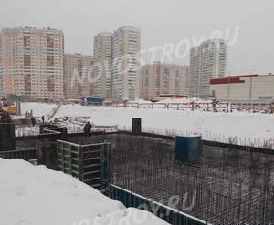 ЖК UP-квартал «Сколковский»: ход строительства корпуса №5