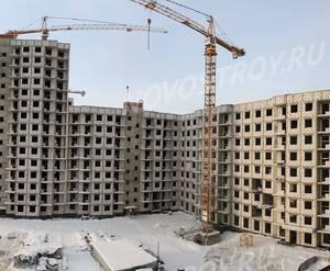 ЖК «Кленовые аллеи»: ход строительства корпуса №2