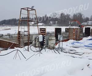 ЖК «Кленовые аллеи»: ход строительства корпуса №7