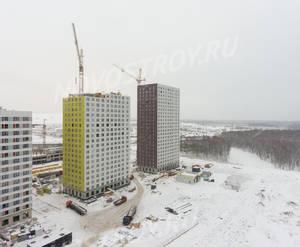 ЖК «Саларьево парк»: ход строительства корпуса №16