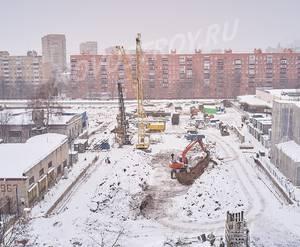 ЖК «Ленинградка 58»: ход строительства корпуса №2