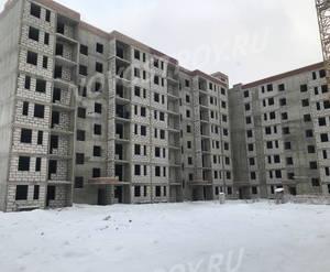 ЖК «Красногорский»: ход строительства корпуса №21