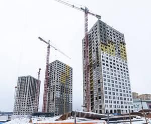 ЖК «Ярославский»: ход строительства корпуса №44