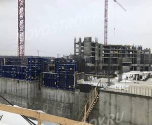 ЖК «Датский квартал»: ход строительства