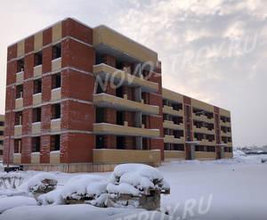 МЖК «Малая Истра»: ход строительства дома №17 из группы дольщиков