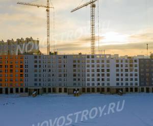 ЖК «Бутово-Парк 2»: ход строительства корпуса №19-21