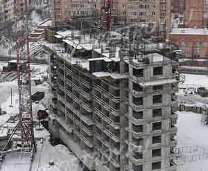 ЖК «Новая Звезда» (Газопровод): ход строительства корпуса №7