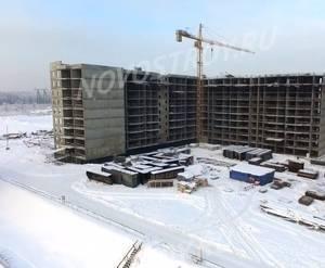 ЖК «Пироговская Ривьера»: скриншот с видеообзора
