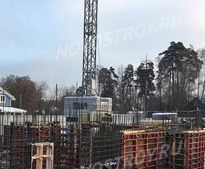 ЖК «Малаховский квартал»: ход строительства