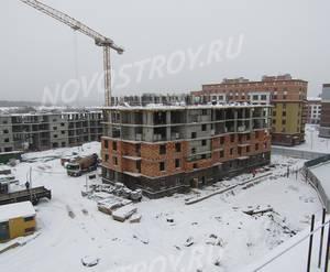 ЖК «Пятницкие кварталы»: ход строительства дома №20