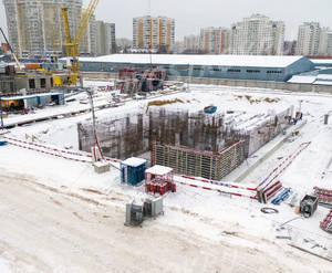 ЖК «Жулебино парк»: ход строительства корпуса №3