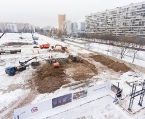 ЖК «Дмитровский Парк»: ход строительства корпуса №3.1