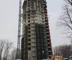 ЖК «Зеленоград Сити»: ход строительства корпуса №330